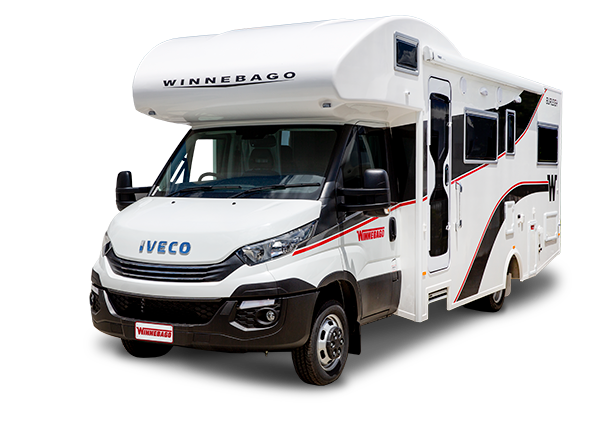 Winnebago Burleigh, Winnebago RV, Winnebago Motorhome